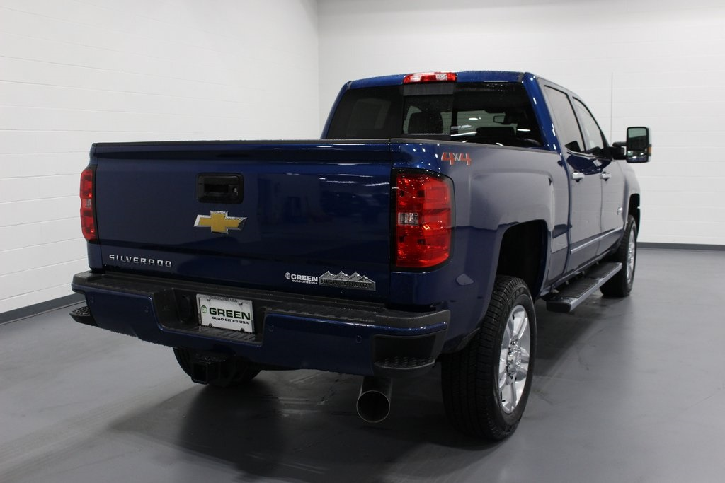 2019 Silverado 2500 Crew Cab 4x4,  Pickup #E21478 - photo 7