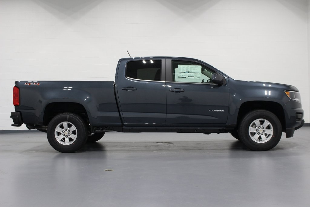 2019 Colorado Crew Cab 4x4,  Pickup #E21506 - photo 8