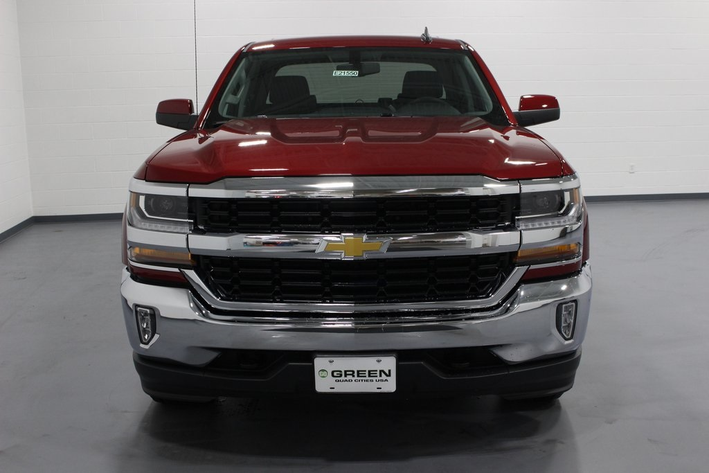 2018 Silverado 1500 Crew Cab 4x4,  Pickup #E21550 - photo 4