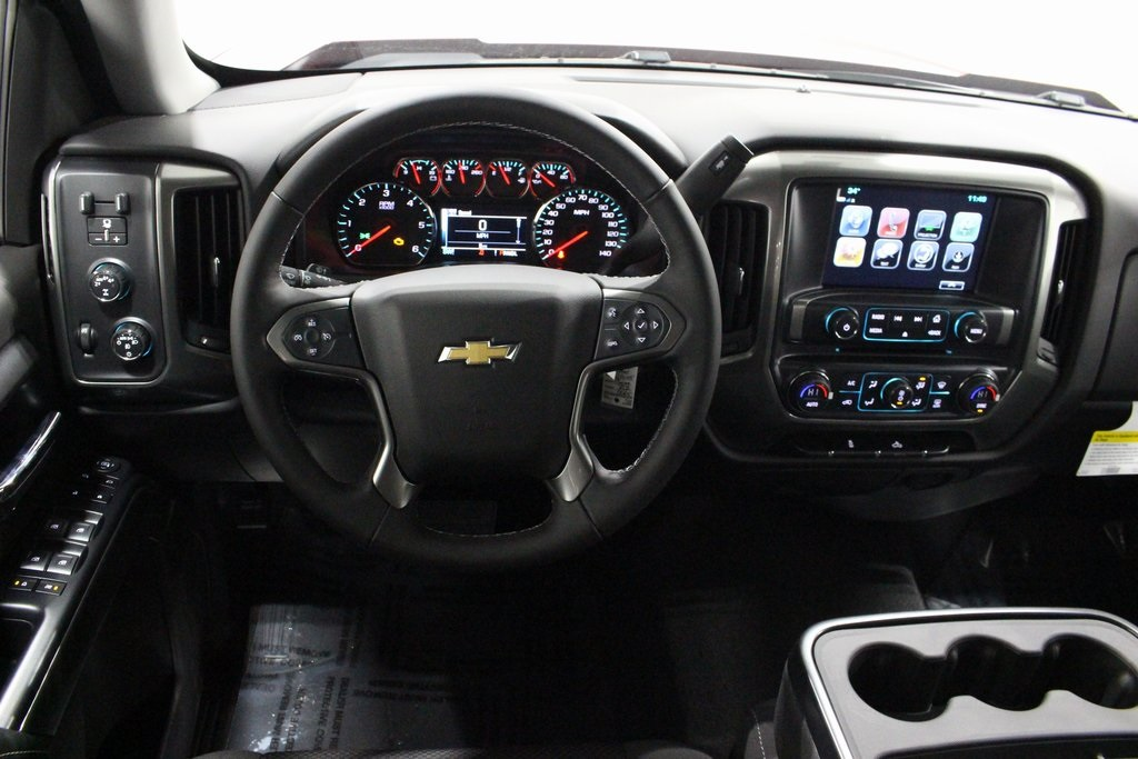2018 Silverado 1500 Crew Cab 4x4,  Pickup #E21550 - photo 34