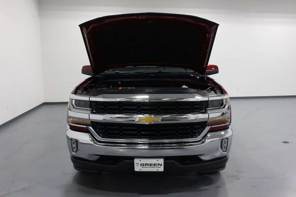 2018 Silverado 1500 Crew Cab 4x4,  Pickup #E21550 - photo 46
