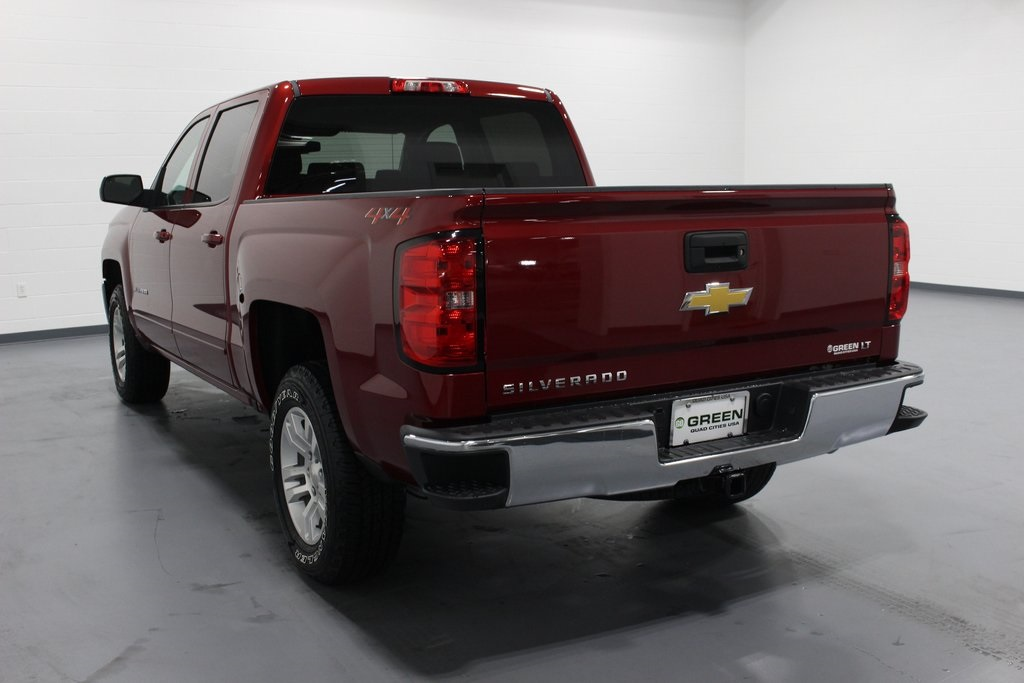 2018 Silverado 1500 Crew Cab 4x4,  Pickup #E21550 - photo 6