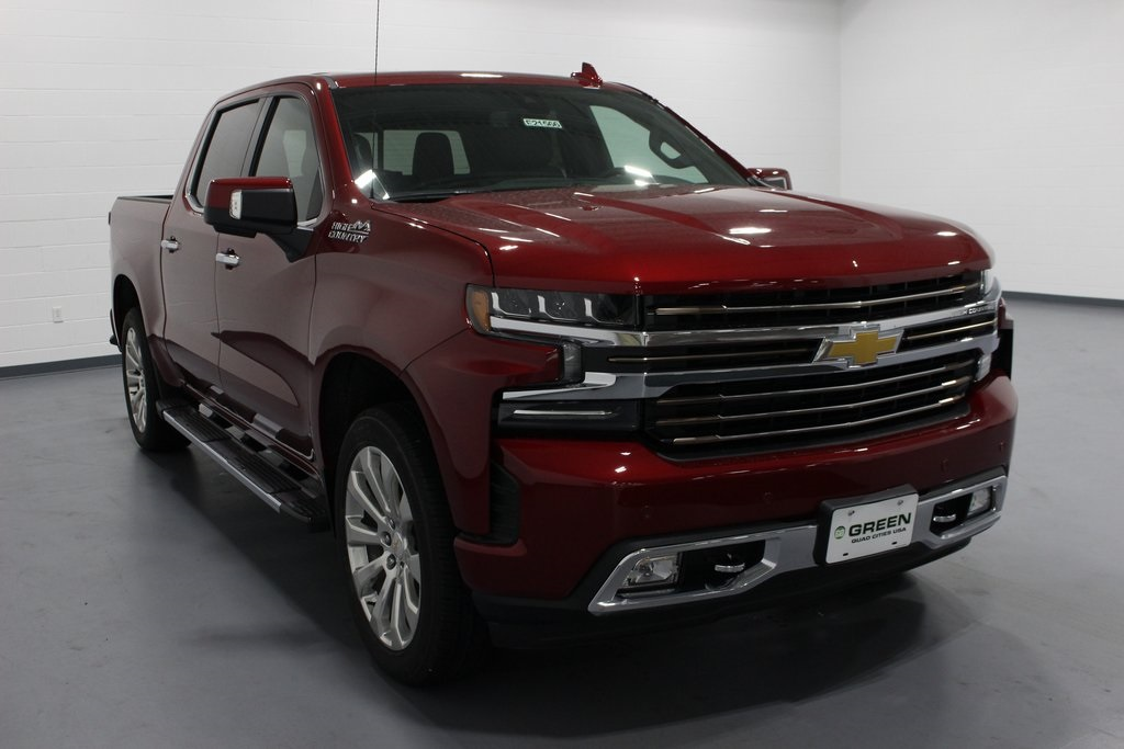 2019 Silverado 1500 Crew Cab 4x4,  Pickup #E21566 - photo 3