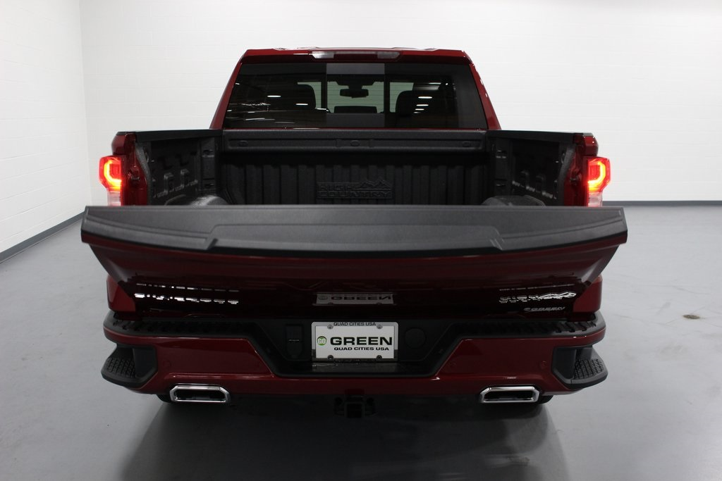 2019 Silverado 1500 Crew Cab 4x4,  Pickup #E21566 - photo 15