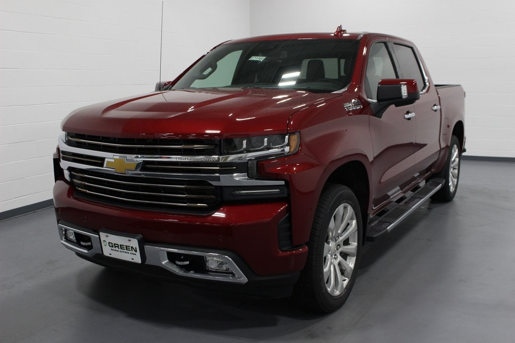 2019 Silverado 1500 Crew Cab 4x4,  Pickup #E21566 - photo 1