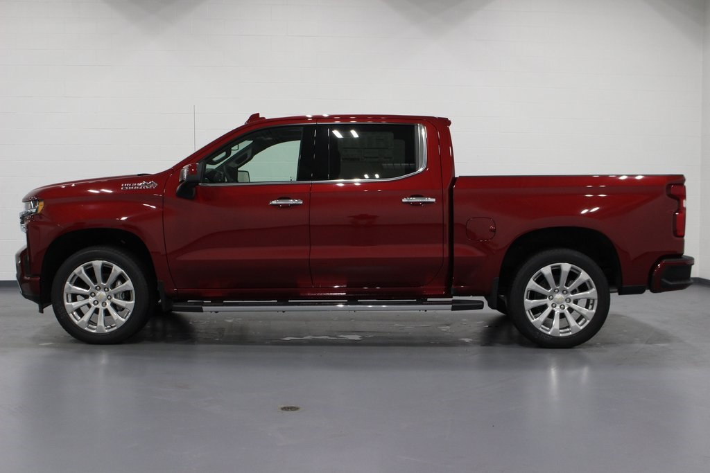 2019 Silverado 1500 Crew Cab 4x4,  Pickup #E21566 - photo 5