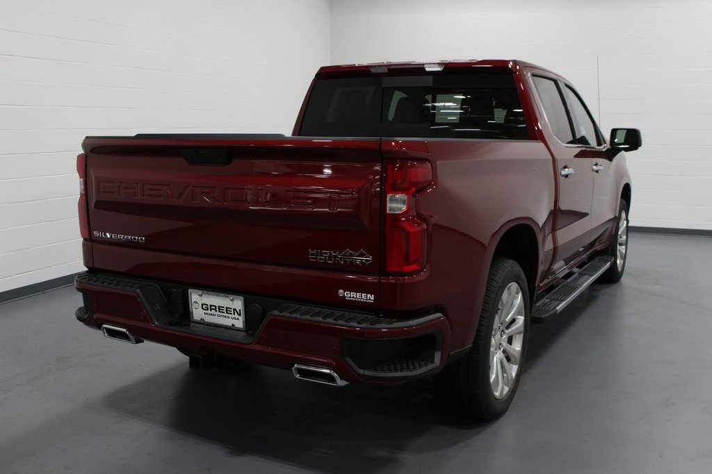 2019 Silverado 1500 Crew Cab 4x4,  Pickup #E21566 - photo 7