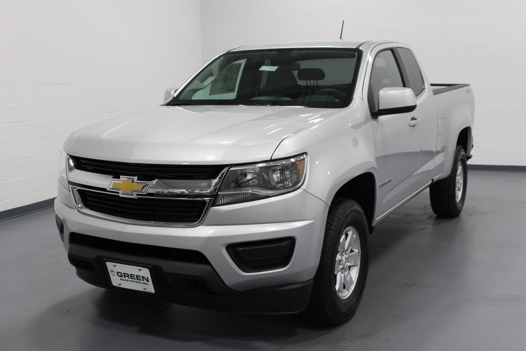 2019 Colorado Extended Cab 4x4,  Pickup #E21595 - photo 1