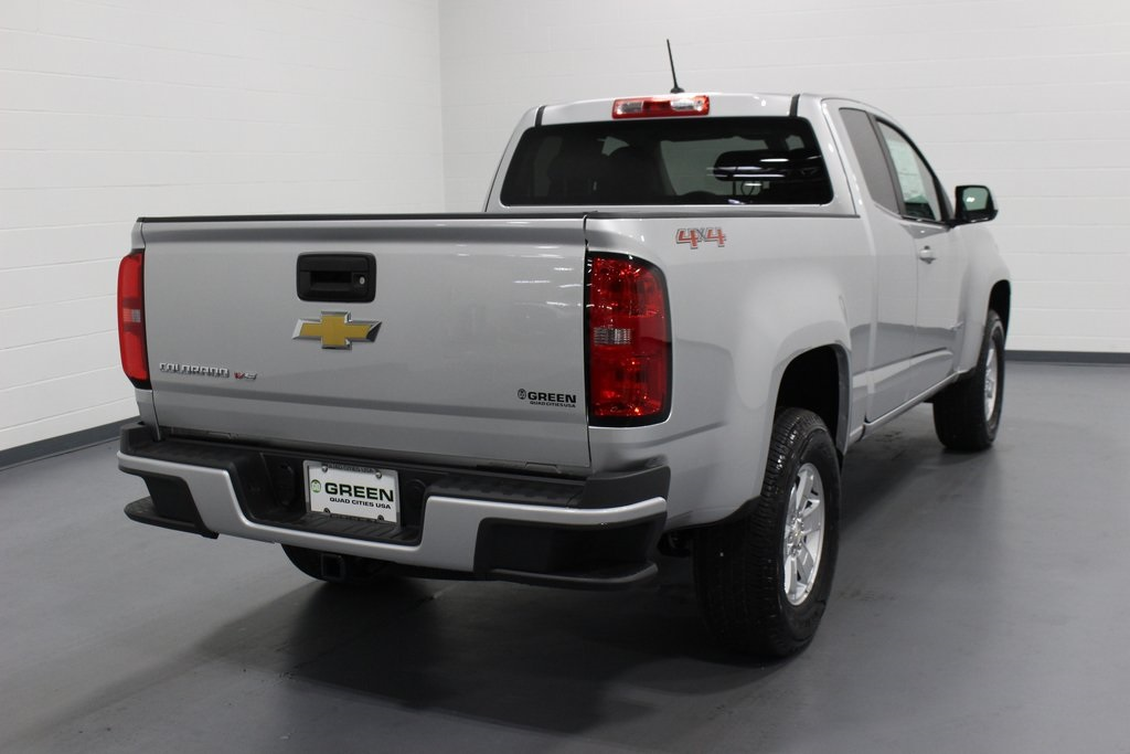2019 Colorado Extended Cab 4x4,  Pickup #E21595 - photo 7