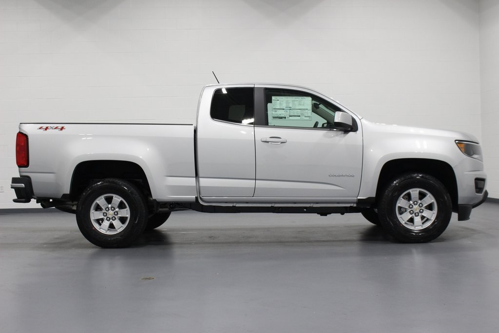 2019 Colorado Extended Cab 4x4,  Pickup #E21595 - photo 8