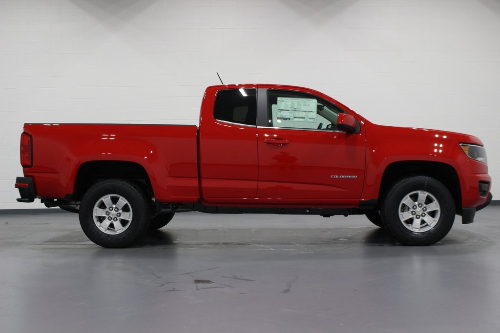 2019 Colorado Extended Cab 4x2,  Pickup #E21601 - photo 8