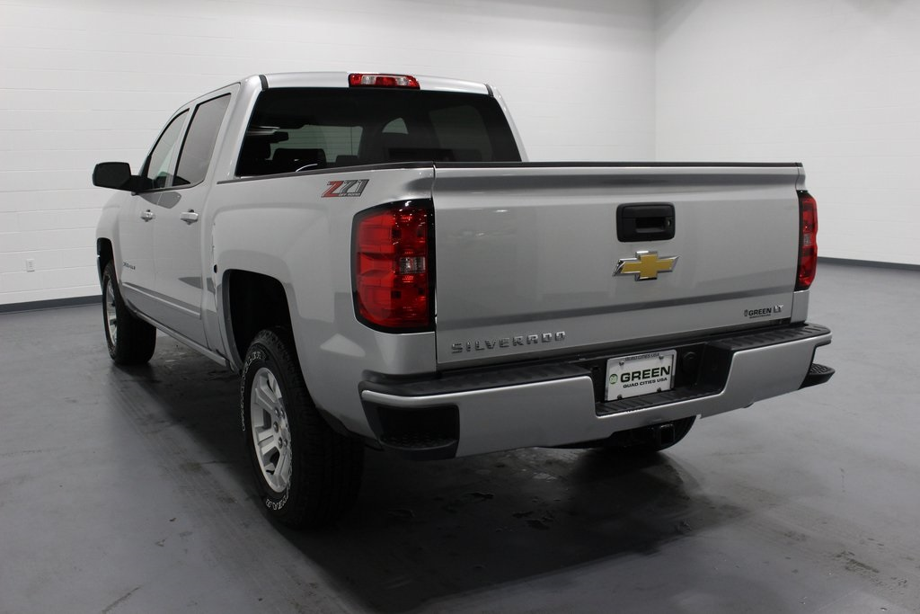 2018 Silverado 1500 Crew Cab 4x4,  Pickup #E21632 - photo 2