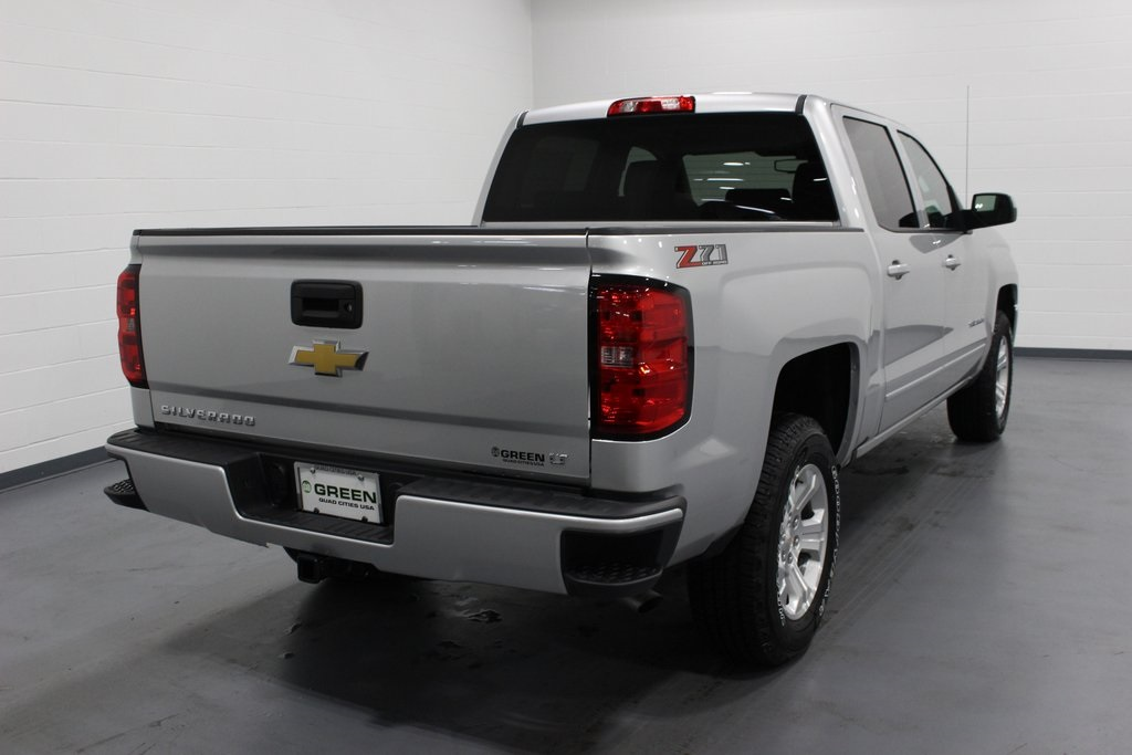 2018 Silverado 1500 Crew Cab 4x4,  Pickup #E21632 - photo 7