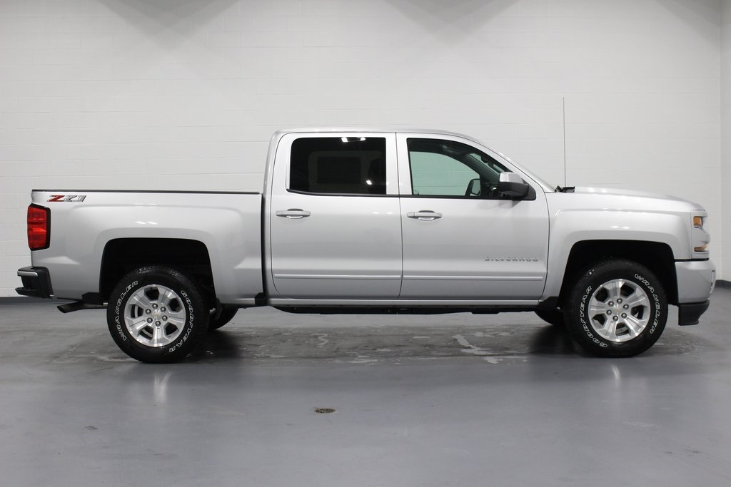 2018 Silverado 1500 Crew Cab 4x4,  Pickup #E21632 - photo 8