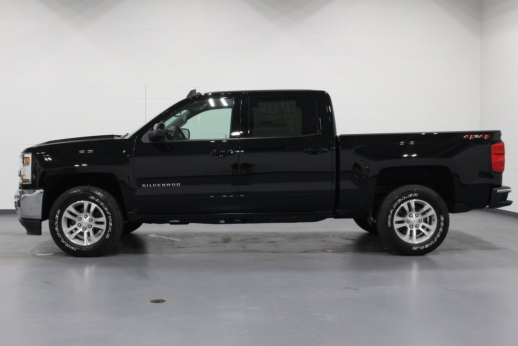2018 Silverado 1500 Crew Cab 4x4,  Pickup #E21639 - photo 5