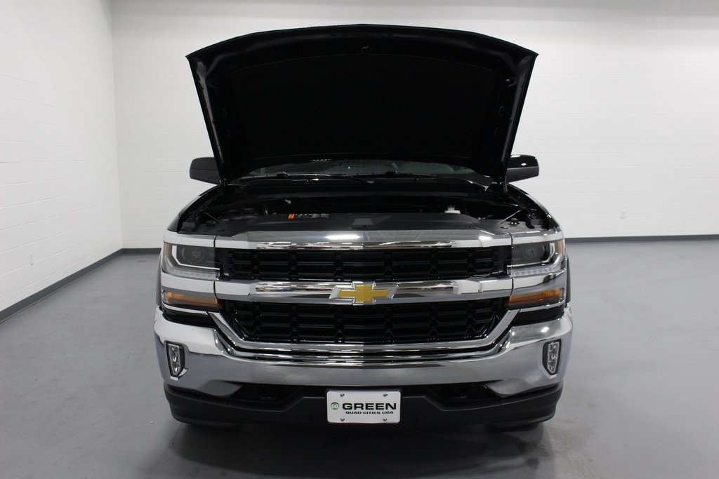 2018 Silverado 1500 Crew Cab 4x4,  Pickup #E21639 - photo 50