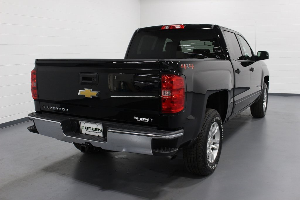 2018 Silverado 1500 Crew Cab 4x4,  Pickup #E21639 - photo 7