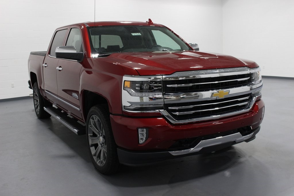 2018 Silverado 1500 Crew Cab 4x4,  Pickup #E21642 - photo 3