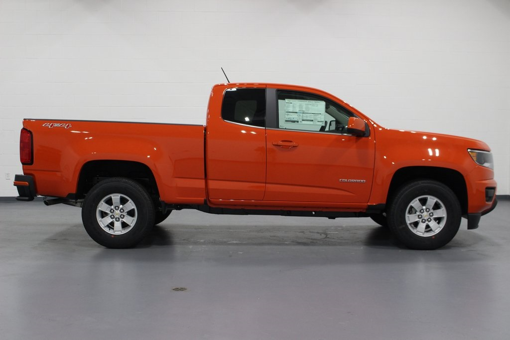 2019 Colorado Extended Cab 4x4,  Pickup #E21656 - photo 8