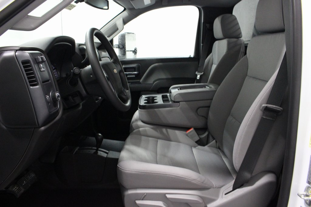 2019 Silverado 3500 Regular Cab DRW 4x4,  Knapheide Dump Body #E21665 - photo 11