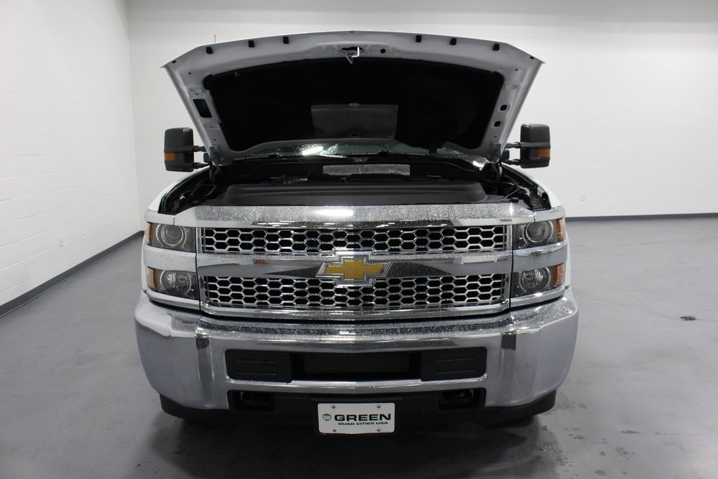 2019 Silverado 3500 Regular Cab DRW 4x4,  Knapheide Dump Body #E21665 - photo 38