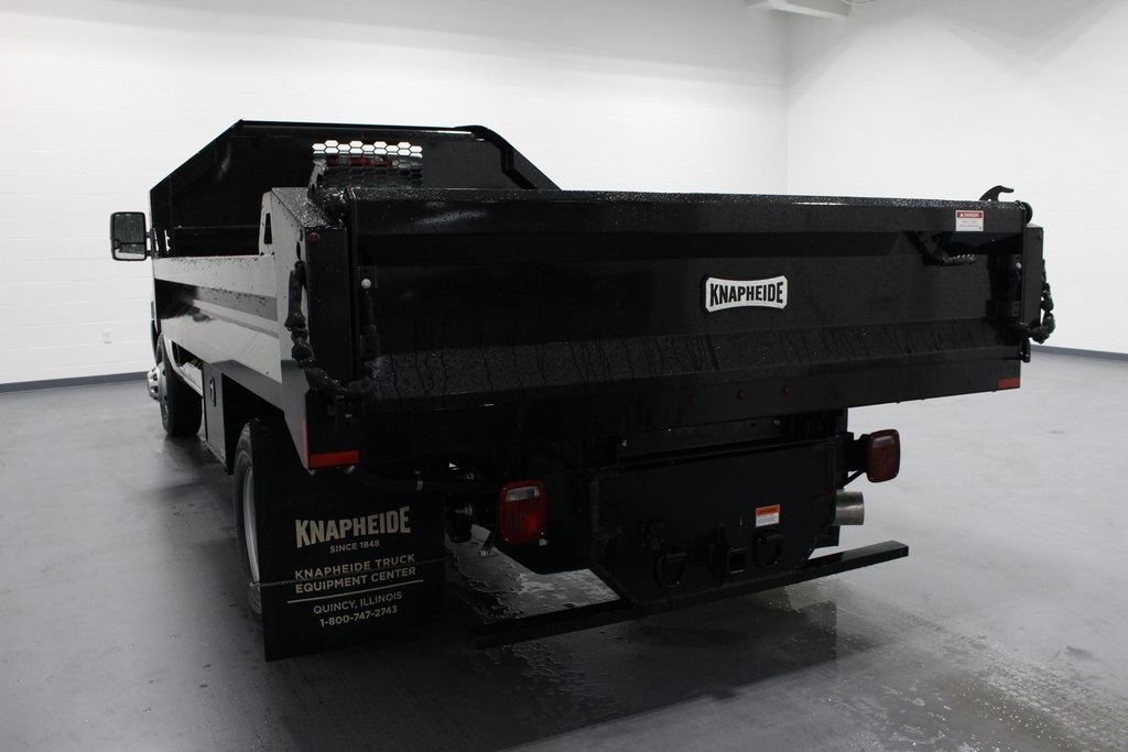 2019 Silverado 3500 Regular Cab DRW 4x4,  Knapheide Dump Body #E21665 - photo 2