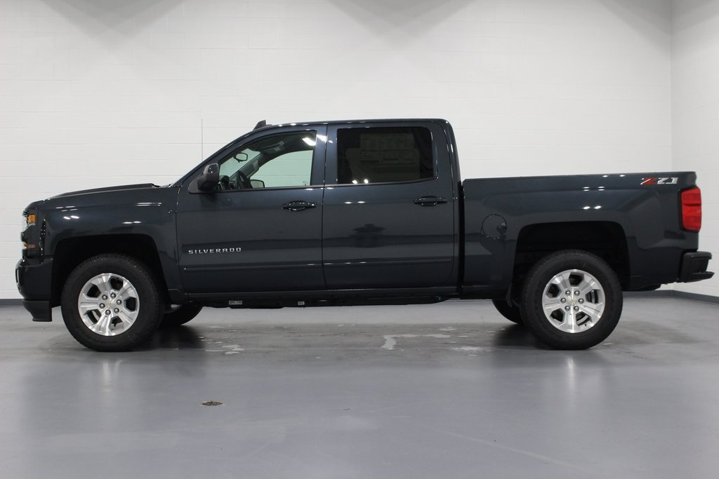 2018 Silverado 1500 Crew Cab 4x4,  Pickup #E21670 - photo 5