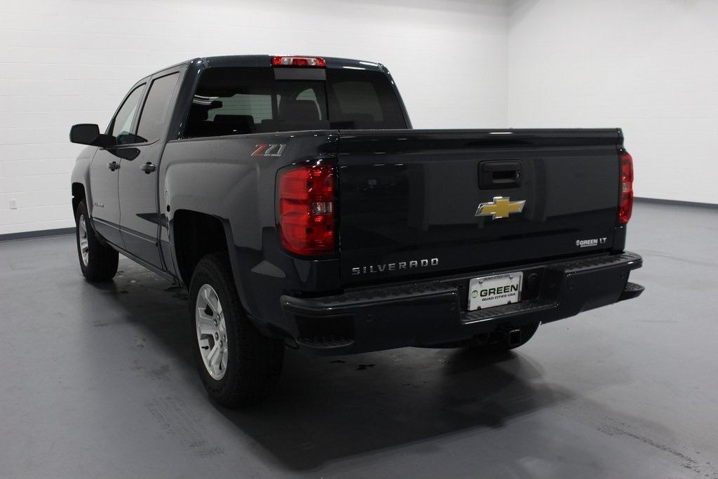 2018 Silverado 1500 Crew Cab 4x4,  Pickup #E21670 - photo 2