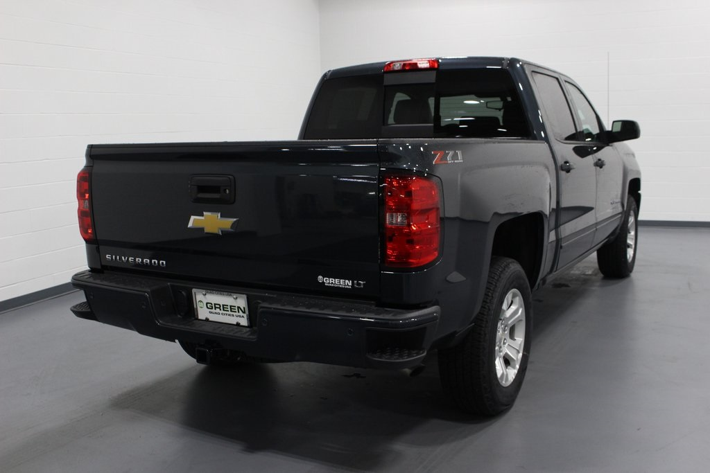 2018 Silverado 1500 Crew Cab 4x4,  Pickup #E21670 - photo 7