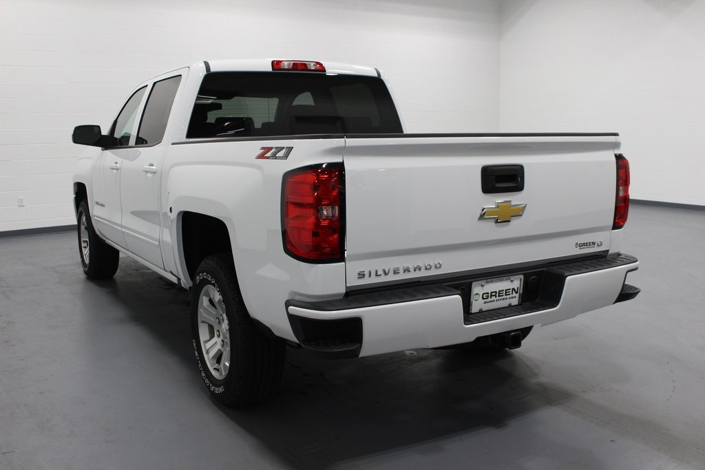 2018 Silverado 1500 Crew Cab 4x4,  Pickup #E21677 - photo 6