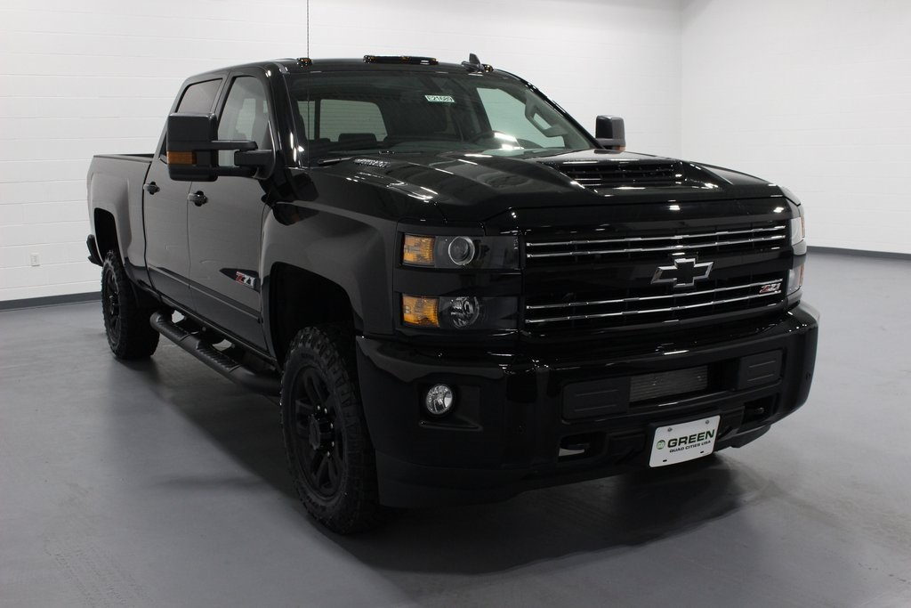2019 Silverado 2500 Crew Cab 4x4,  Pickup #E21689 - photo 3