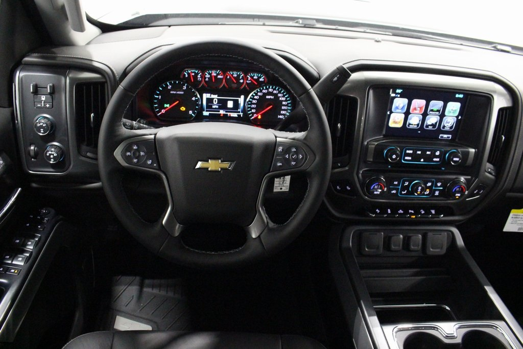 2019 Silverado 2500 Crew Cab 4x4,  Pickup #E21689 - photo 41