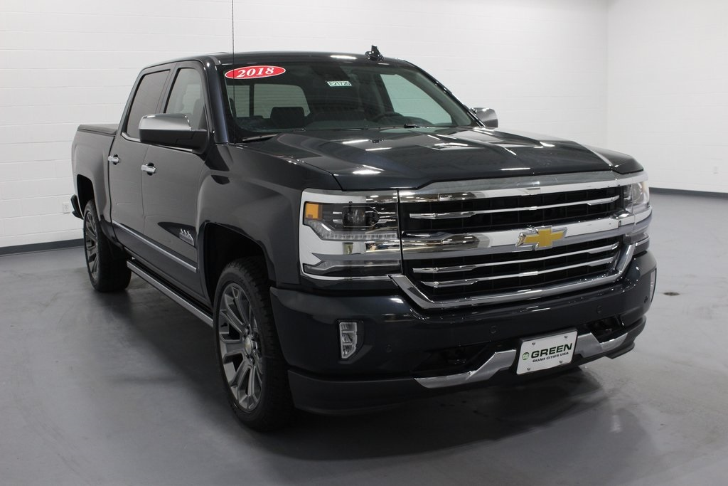 2018 Silverado 1500 Crew Cab 4x4,  Pickup #E21720 - photo 3