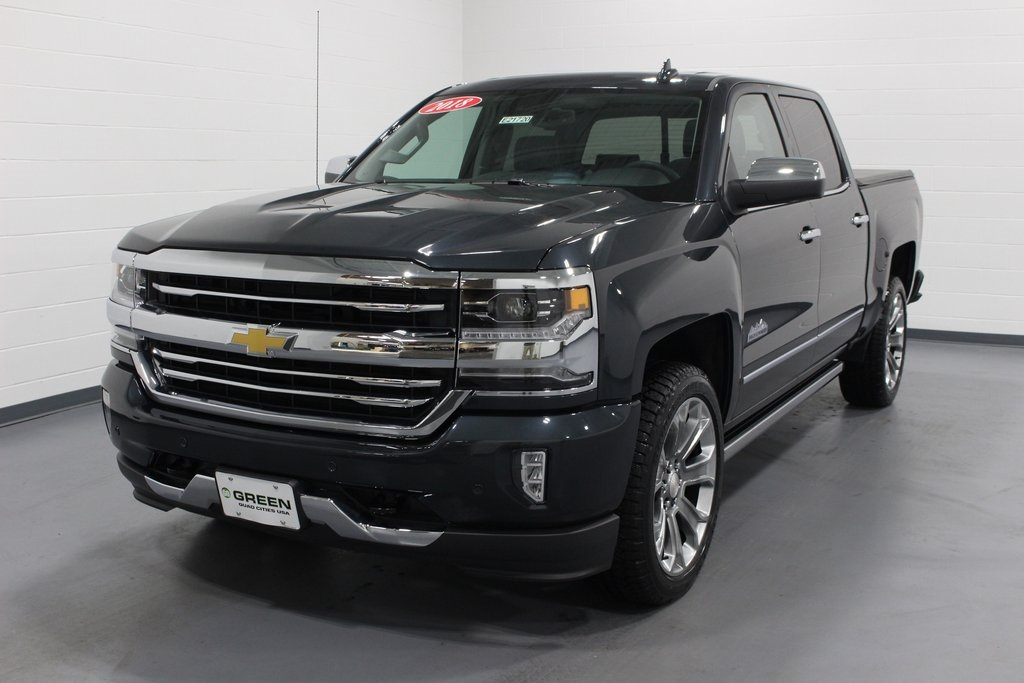 2018 Silverado 1500 Crew Cab 4x4,  Pickup #E21720 - photo 1