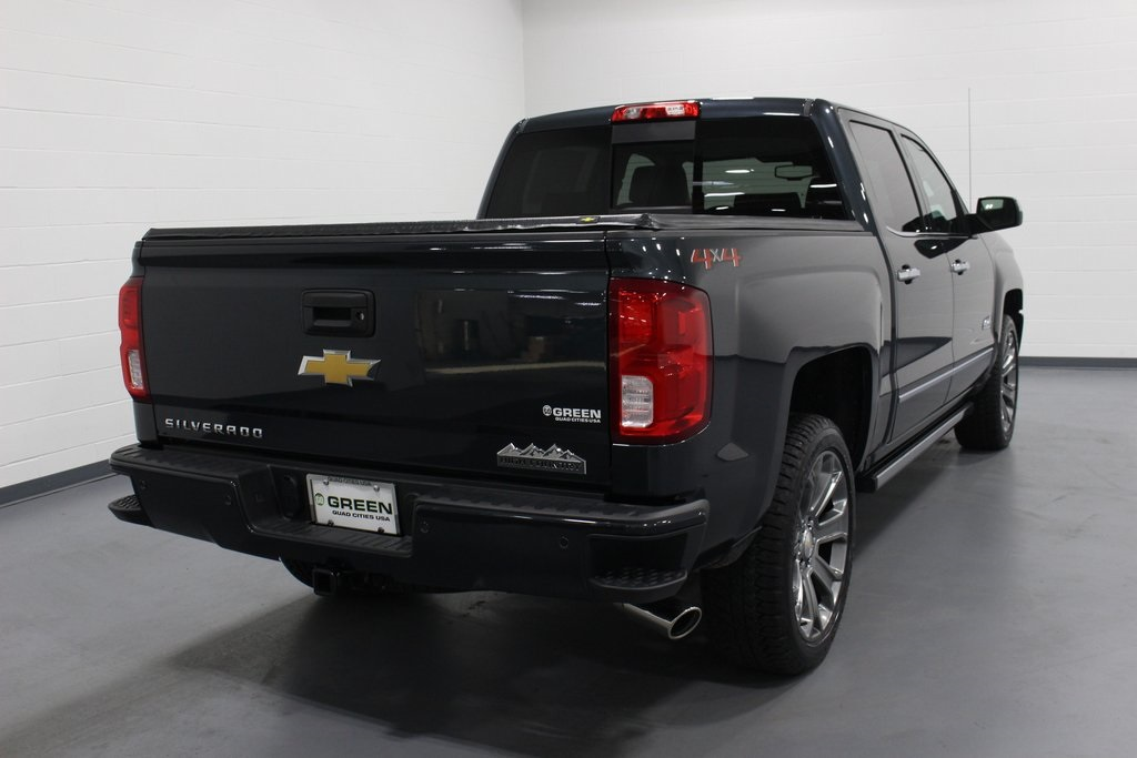 2018 Silverado 1500 Crew Cab 4x4,  Pickup #E21720 - photo 7
