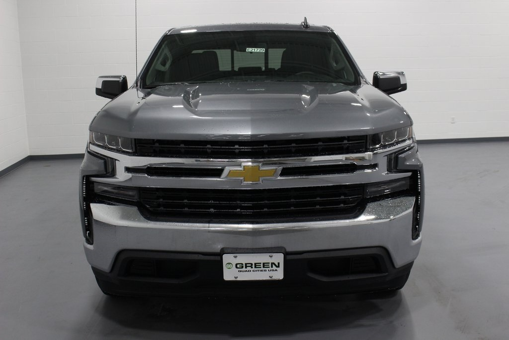 2019 Silverado 1500 Crew Cab 4x2,  Pickup #E21729 - photo 4