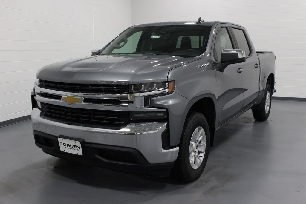 2019 Silverado 1500 Crew Cab 4x2,  Pickup #E21729 - photo 1