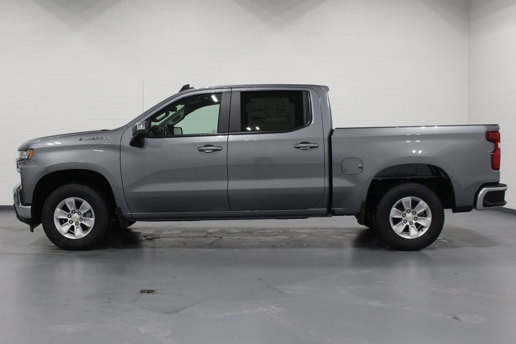 2019 Silverado 1500 Crew Cab 4x2,  Pickup #E21729 - photo 5