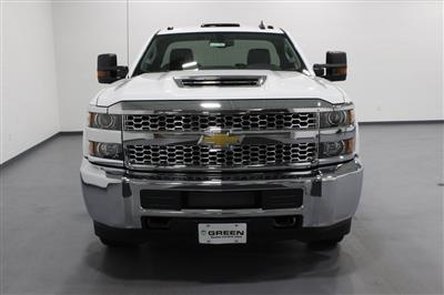 2019 Silverado 3500 Regular Cab DRW 4x4,  Cab Chassis #E21762 - photo 4