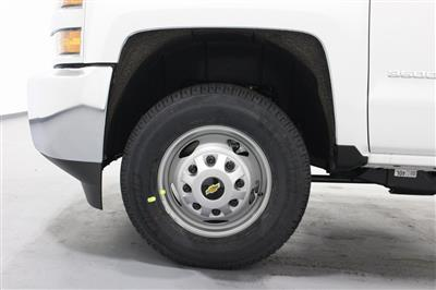 2019 Silverado 3500 Regular Cab DRW 4x4,  Cab Chassis #E21762 - photo 29