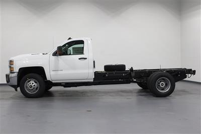 2019 Silverado 3500 Regular Cab DRW 4x4,  Cab Chassis #E21762 - photo 5