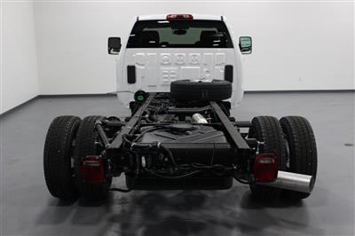 2019 Silverado 3500 Regular Cab DRW 4x4,  Cab Chassis #E21762 - photo 6