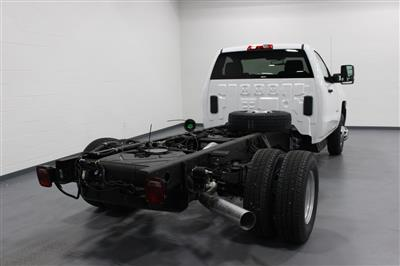 2019 Silverado 3500 Regular Cab DRW 4x4,  Cab Chassis #E21762 - photo 7