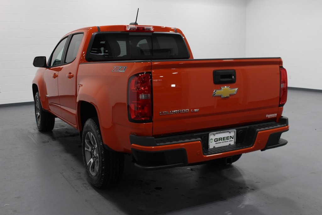 2019 Colorado Crew Cab 4x4,  Pickup #E21807 - photo 6