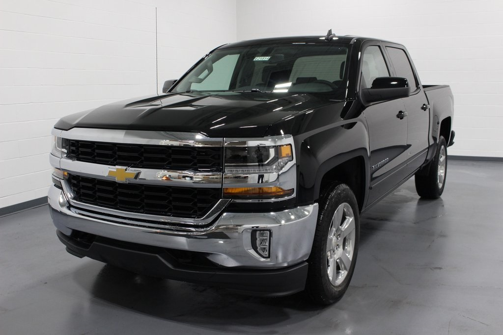 2018 Silverado 1500 Crew Cab 4x4,  Pickup #E21814 - photo 1