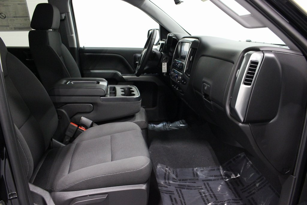 2018 Silverado 1500 Crew Cab 4x4,  Pickup #E21814 - photo 31
