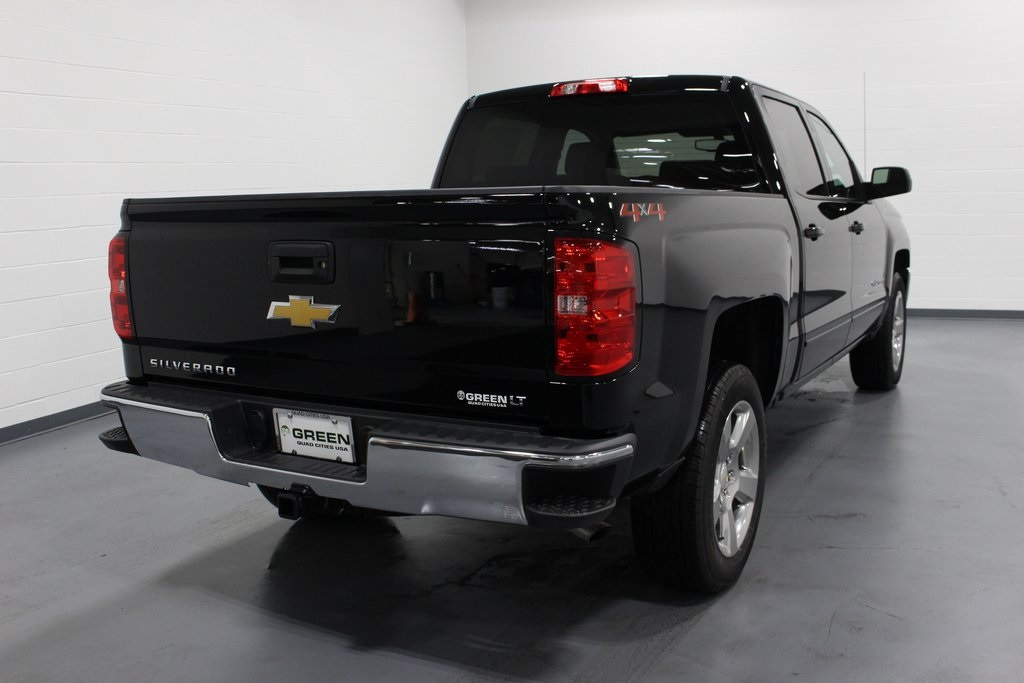 2018 Silverado 1500 Crew Cab 4x4,  Pickup #E21814 - photo 7