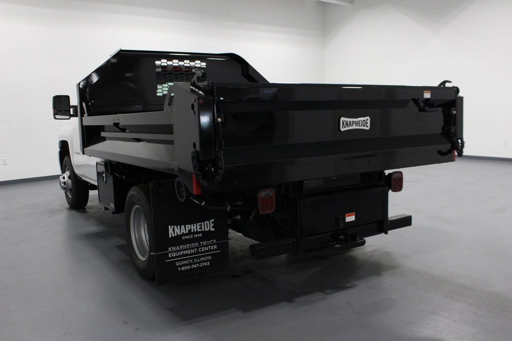 2019 Silverado 3500 Regular Cab DRW 4x4,  Knapheide Dump Body #E22319 - photo 1