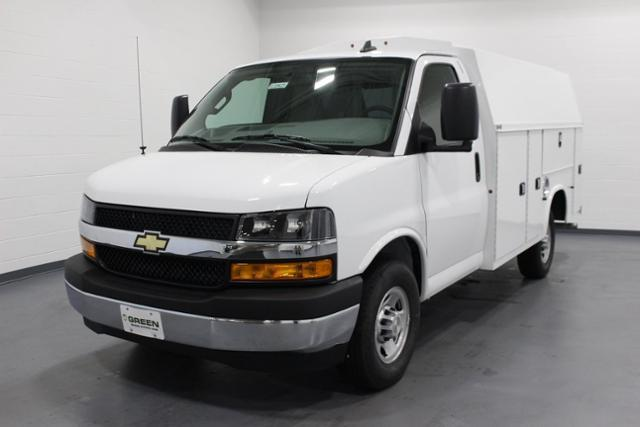 2019 Express 3500 4x2,  Service Utility Van #E22623 - photo 1