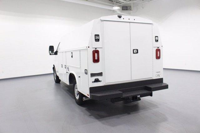 2021 Chevrolet Express 3500 4x2, Knapheide Service Utility Van #E23731 - photo 1